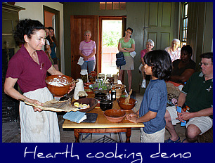hearth-cooking