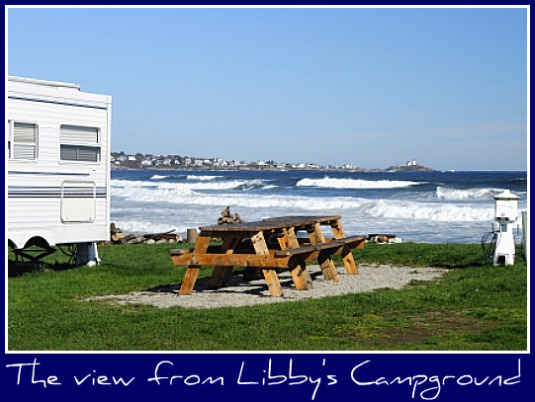 Park It Here! RV Campgrounds in York Maine