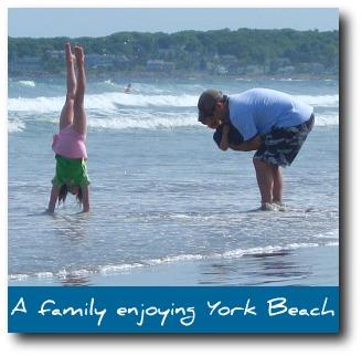 york-beach-maine-family