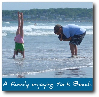 york-beach-maine-family